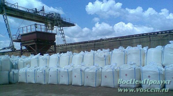 Сухая универсальная строительная смесь М150 в биг-бегах по 1000 кг
