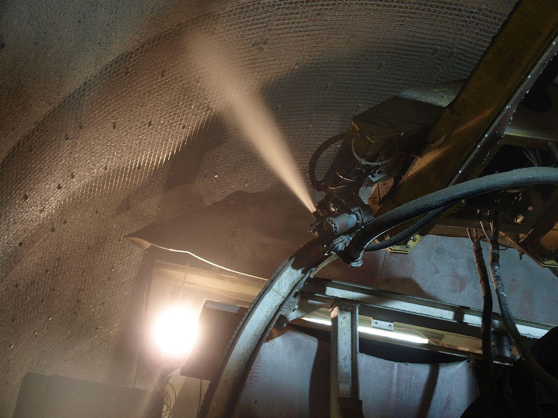 Торкрет бетон в москве утеплитель кровли керамзитобетон