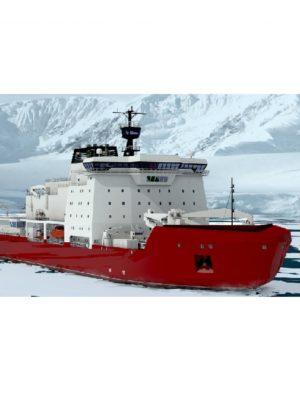 """Сухие смеси """"North-Polar"""" в морских биг-бегах для Севера"""