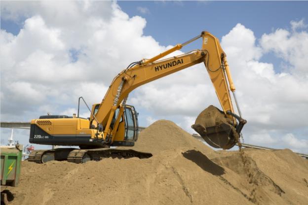 Строительный песок его разновидности